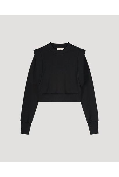 Les Coyotes de paris sweater blakey noir