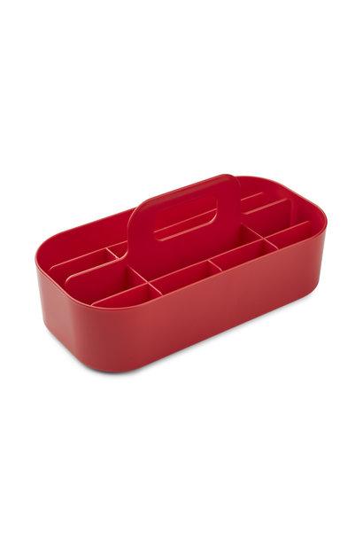 Liewood storage caddy hope apple red