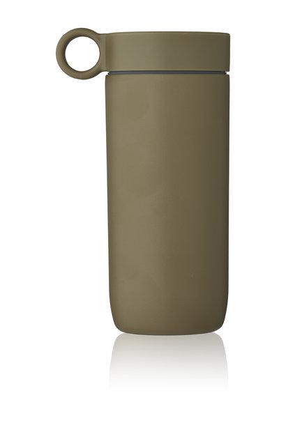 Liewood thermo cup jansa khaki