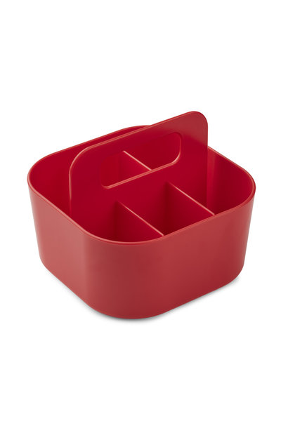 Liewood storage caddy may apple red