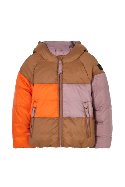 Finger in the nose reversible jacket snowscout parma
