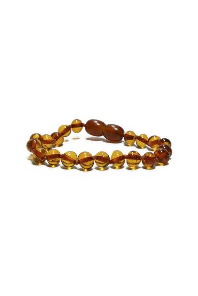 Mahina La barnsteen armband balance amber kids