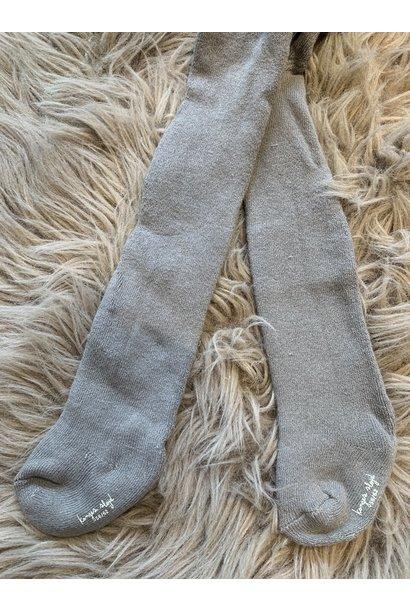 Konges Slojd stockings terry mellow grey