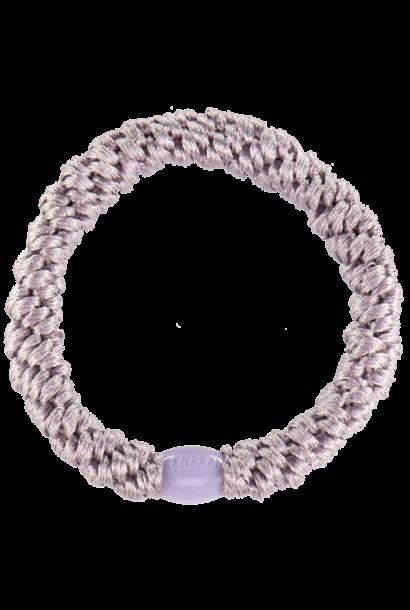 Kknekki haarelastiek dusty lavender