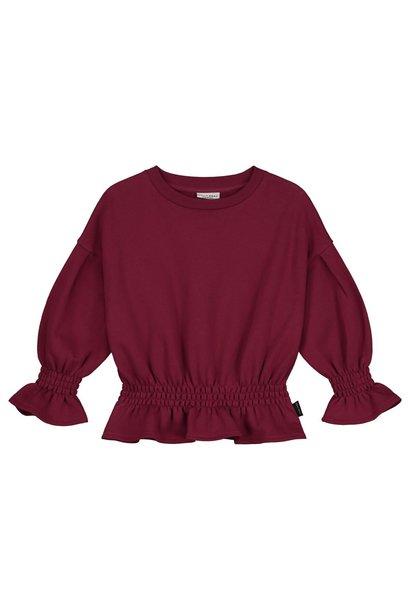 Daily Brat sweater karlie spicy red