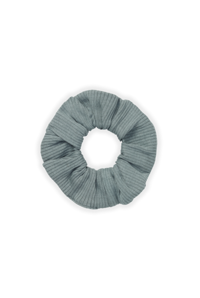 Sproet & Sprout scrunchie lake blue