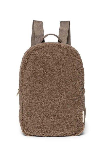 Studio Noos chunky backpack mini brown