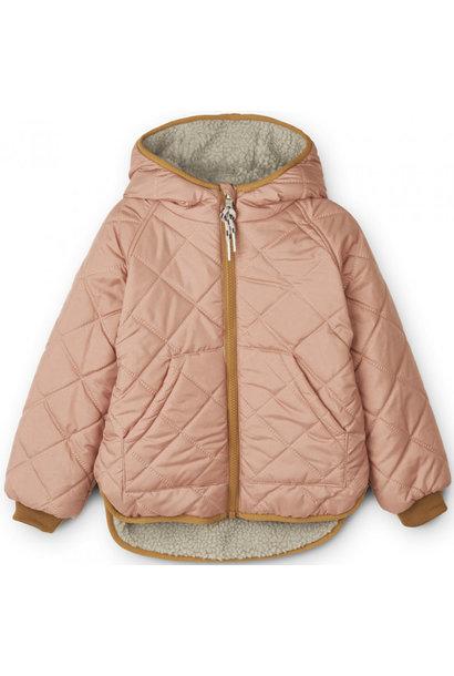 Liewood reversible jacket tuscany rose