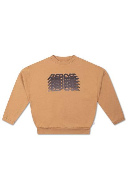 Repose Ams crewneck sweater warm powder