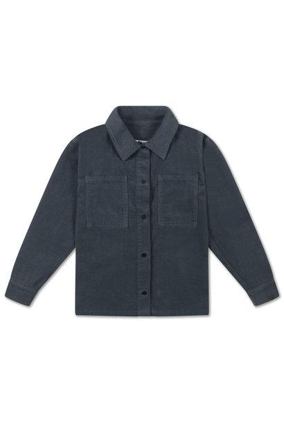Repose Ams shirt dark weather blue