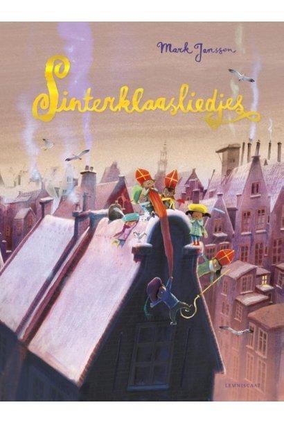 Boek - Sinterklaasliedjes