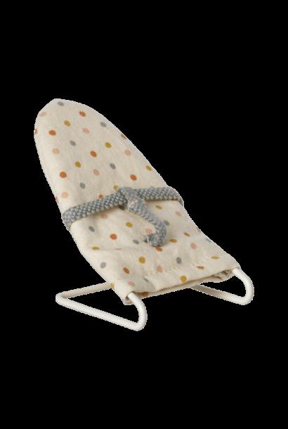 Maileg miniature bouncing baby stool dots my