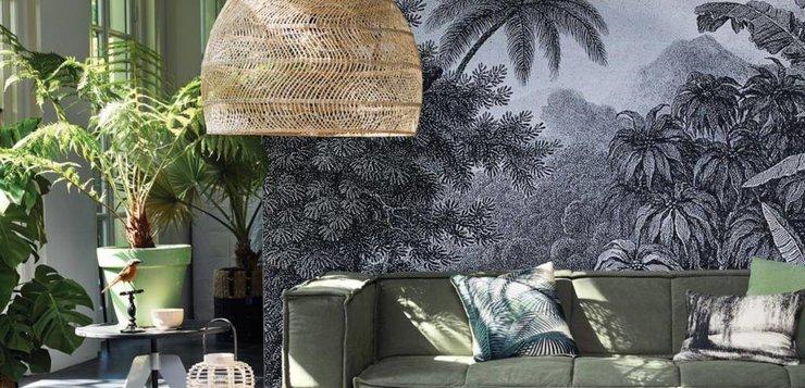 Bamboe en rotan: dé materiaaltrend in huis