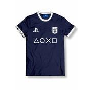 Playstation T-Shirt Blauw