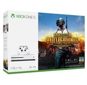Microsoft Xbox One S White 1TB + PlayerUnknown's Battlegrounds
