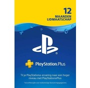 Sony PlayStation Network - PlayStation Plus kaart
