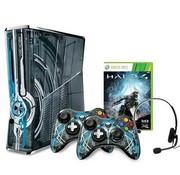 Microsoft XBOX 360 S Black - Halo 4 Limited Edition Bundel