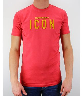 Dsquared2 Dsquared2 : Icon T-shirt - Red