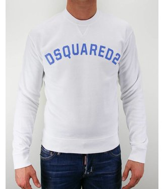 Dsquared2 Dsquared2 : Logo Sweater - White
