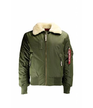 Alpha Industries Alpha Industries : Injector III - Sage green