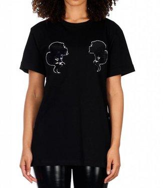 Reinders Reinders : T-shirt Head logo - Black