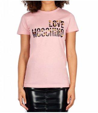 Love moschino Love Moschino : St. Donnine alfabeto Pink
