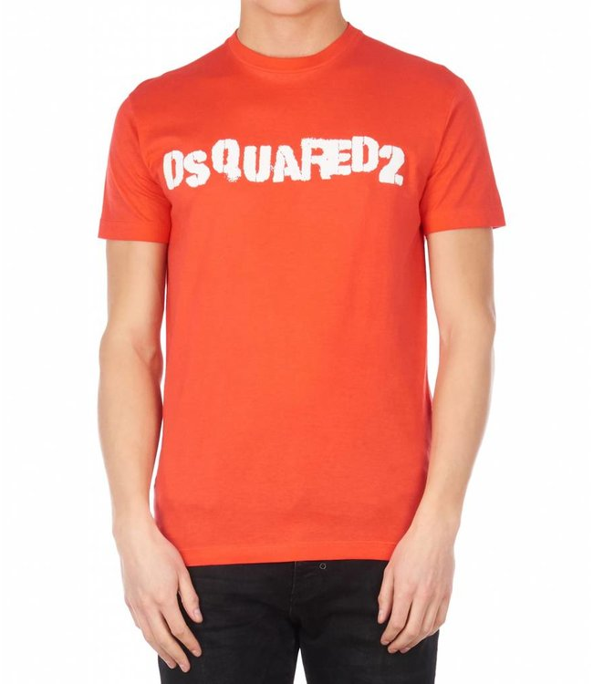 Dsquared2 Dsquared2 : T-shirt Logo - Red