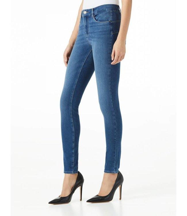 LiuJo LiuJo : Jeans Bup divine high waist - Blue