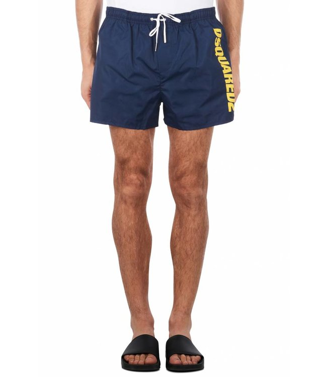 Dsquared2 Dsquared2 : Short Dsq side - Navy