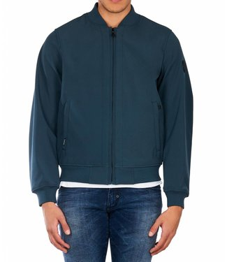 Airforce Airforce : Softshell bomber - Dark slate