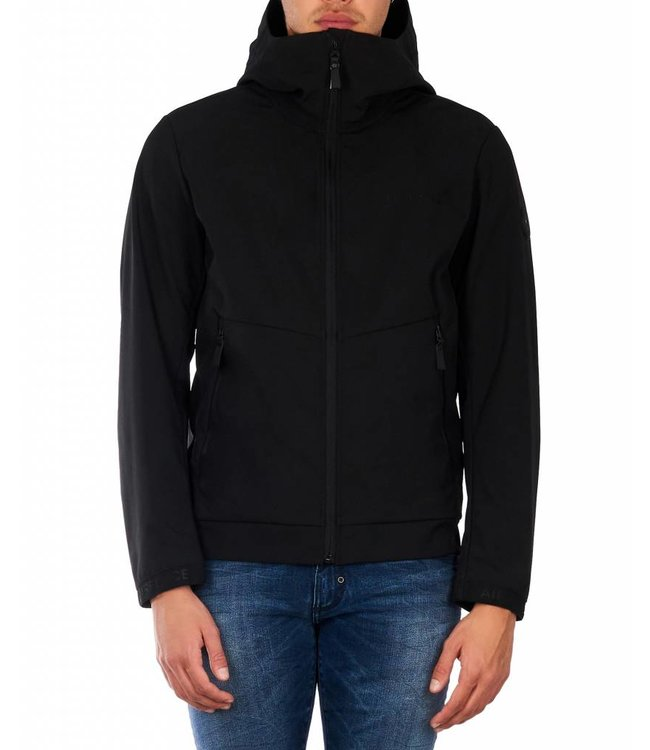 Airforce Airforce : Super light softshell - Black