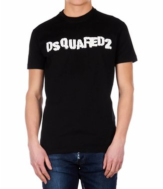 Dsquared2 Dsquared2 : T-shirt Logo - Black