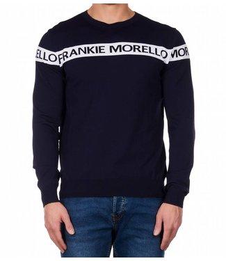 Frankie Morello Frankie Morello : Sweatshirt Yucel  blue