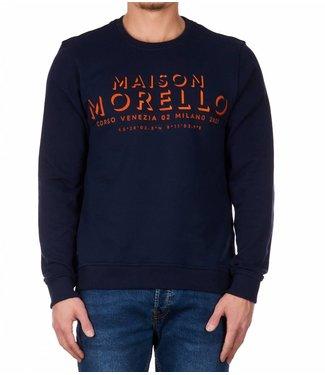 Frankie Morello Frankie Morello : Sweatshirt Dariel blue
