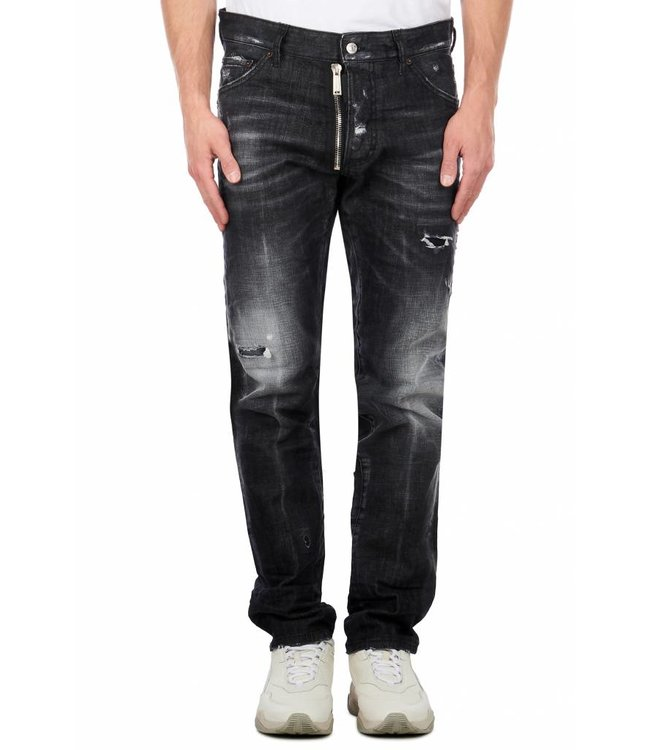 Dsquared2 Dsquared2 : Jeans cool guy - Black