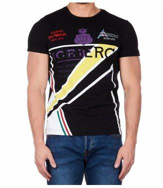 ICEBERG ICEBERG : T-shirt-black