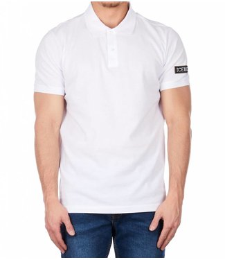 ICEBERG ICEBERG : Polo - White