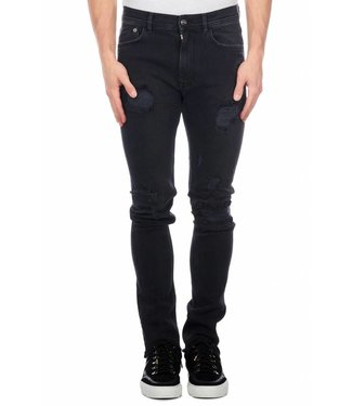 ICEBERG Iceberg : Jeans 5 pocket - Black