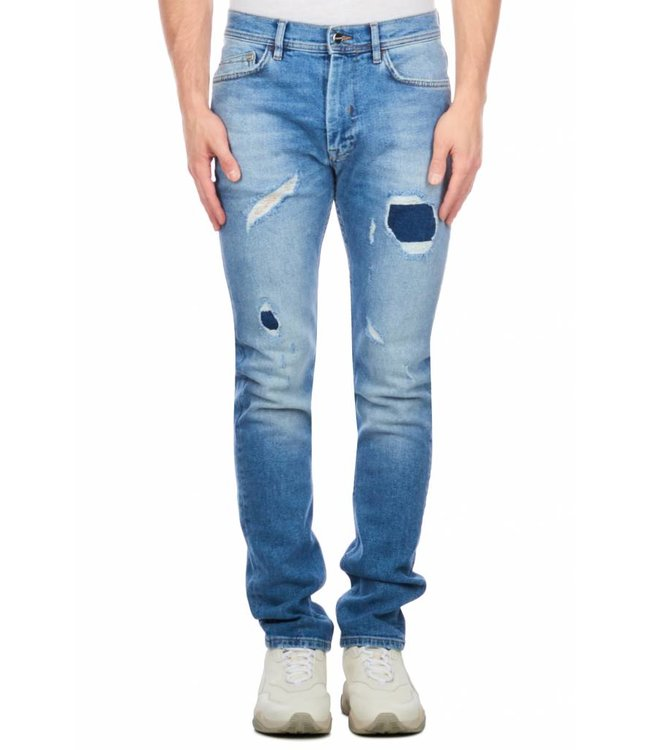 ICEBERG Iceberg : Jeans 5 pocket - Blue