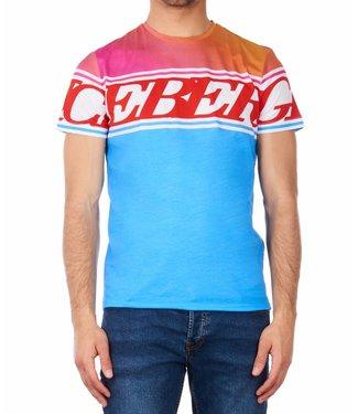 ICEBERG ICEBERG : T-shirt branding gradient