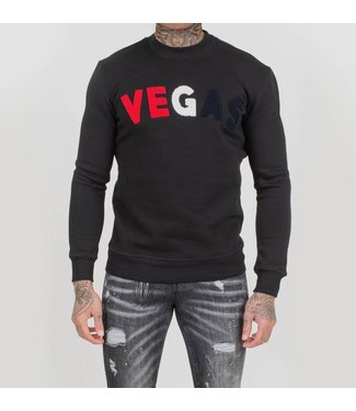 Xplicit Xplicit : Sweater Vegas Black