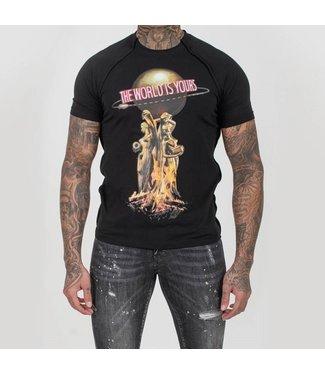 Xplicit Xplicit : T-shirt Twiy Black