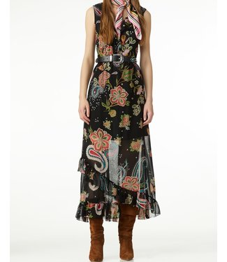 LiuJo LiuJo : Dress flower print Black