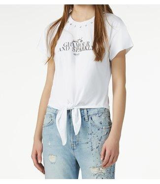 LiuJo LiuJo :T-shirt sparklyWhite