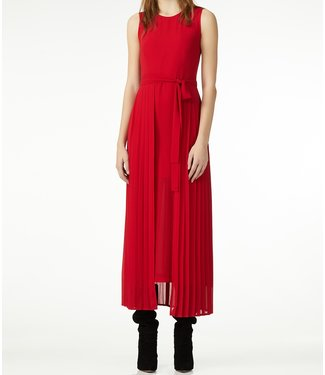LiuJo LiuJo : Gipsy Circus long dress Red