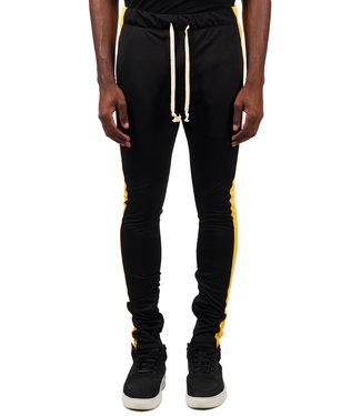 Radical Radical :  Track pants Black/Yellow