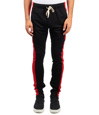 Radical Radical : Track pants Black/Red