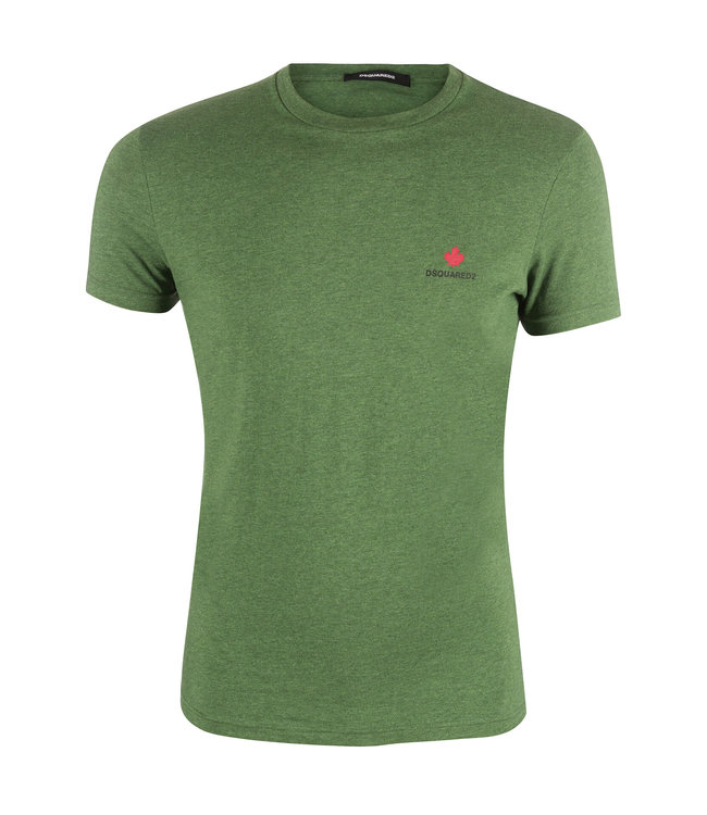 Dsquared2 Dsquared2 : Round neck Green