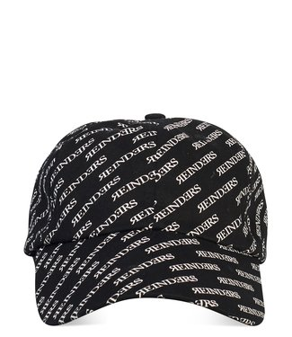 Reinders Reinders : Cap all over Black/White