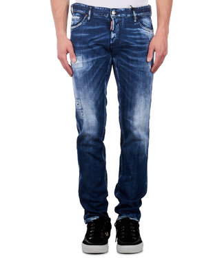 Dsquared2 Dsquared2 :  Jeans slim Blue